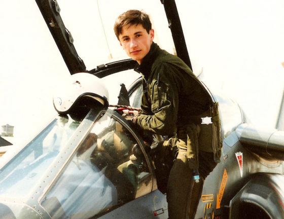 Top Biblio - Pilote de chasse avec seulement le Bac - Aerobuzz PH66