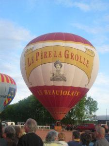 Montgolfiades du Beaujolais @ Belleville | Auvergne-Rhône-Alpes | France