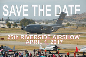25ème Riverside Airshow @ Riverside Municipal Airport | Riverside | California | États-Unis
