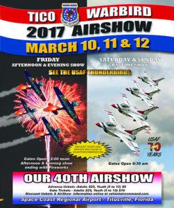 TICO Warbird Airshow @ Space Coast Regional Airport  | Titusville | Florida | États-Unis