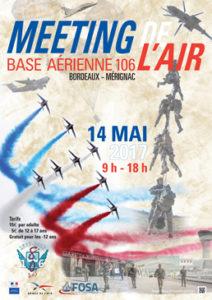 Meeting de l'air (FOSA) @ Bordeaux - France | Mérignac | Nouvelle-Aquitaine | France
