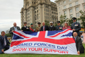 National Armed Forces Day Event @ Liverpool | Liverpool | Angleterre | Royaume-Uni