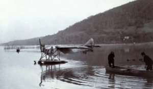 Les hydravions de Montgolfier 1909–1914 @ Musée de la carte à jouer | Issy-les-Moulineaux | Île-de-France | France