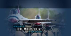 Thunderbirds Display @ Cheyenne (WY, USA) | Cheyenne | Wyoming | États-Unis