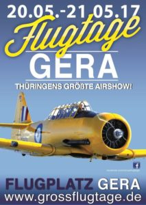 Grossflugtage Gera @ Flugplatz Gera-Leumnitz | Gera | Thüringen | Allemagne