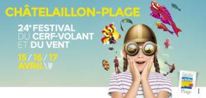 Festival du Cerf Volant et du vent @ Châtelaillon-Plage, France | Châtelaillon-Plage | Nouvelle-Aquitaine | France