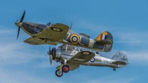 Shuttleworth Classic Evening Airshow @ Old Warden Aerodrome | England | Royaume-Uni