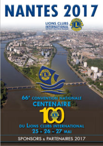 Centenaire club Lions International @ Nantes | Pays de la Loire | France