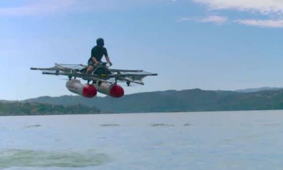 Une startup veut commercialiser un engin individuel volant d'ici la fin 2017