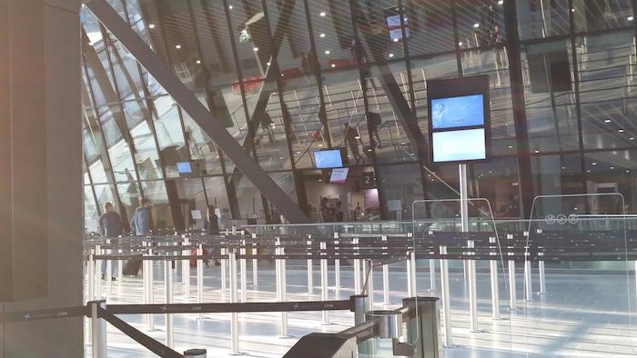 Le terminal 1 ouvre ses portes — Aéroport Saint Exupéry