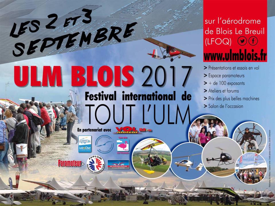Ulm blois 2017 aerobuzz aerobuzz for Salon ulm blois