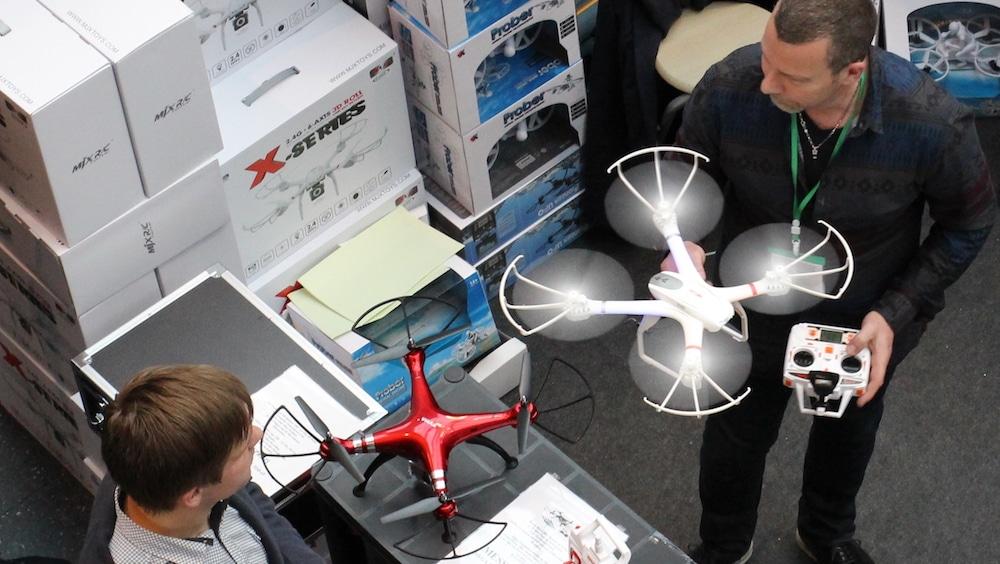 Les mesures anti-drones, l'alliance du droit et de la technologie - Aerobuzz