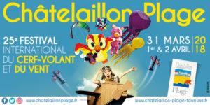 Festival des Cerfs Volants et du Vent 2018 @ Châtelaillon Plage | Châtelaillon-Plage | Nouvelle-Aquitaine | France