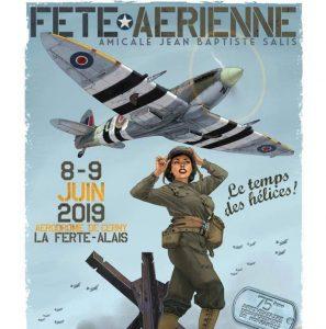 Le Temps des Hélices 2019 @ Aérodrome Plateau Ardenay, 91590 Cerny, France | Cerny | Île-de-France | France