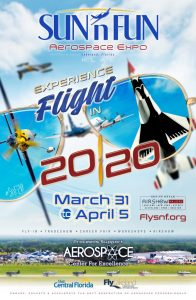 Sun'n Fun Fly-in 2020 @ SUN'n FUN | Lakeland | Florida | États-Unis