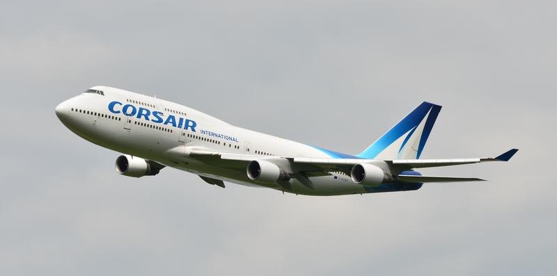 il y a 50 ans  le premier vol du boeing 747