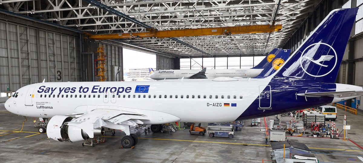 Lufthansa soutient les élections européennes