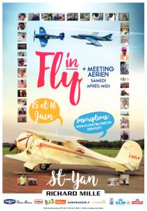 Flying et meeting Air France @ Aérodrome, Aérodrome St Yan