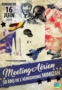 50ème Anniversaire Aérodrome de Mimizan @ Aérodrome de Mimizan