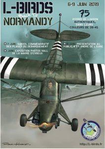 75ème Anniversaire Débarquement Normandie @ ULM Aérodrome de Saint-André-de-l'Eure, Saint-André-de-l'Eure