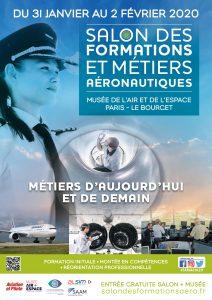 28ème Salon des Formations et Métiers Aéronautiques @ Musée de l'Air et de l'Espace - Aéroport de Paris - Le Bourget