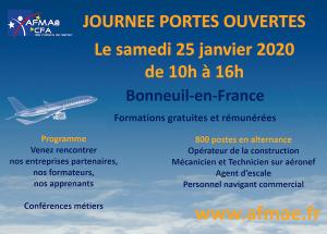 JPO AFMAé 2020 @ AFAMé
