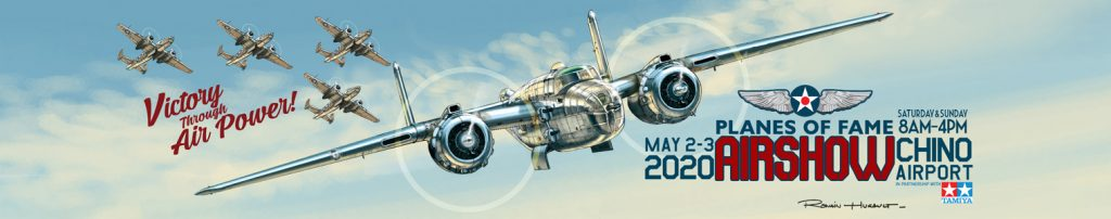 Planes of Fame Air Show 2020