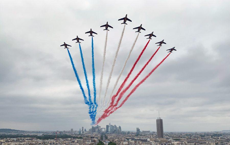 Défilé aérien du 14 juillet 2020 à huis-clos - Aerobuzz