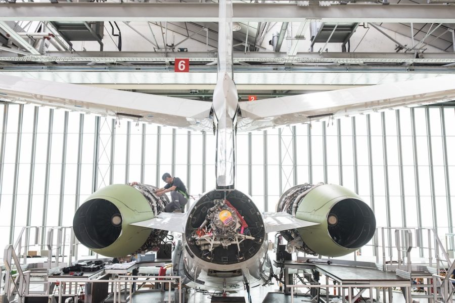Dassault Falcon 6X ou la preuve par trois Aerobuzz