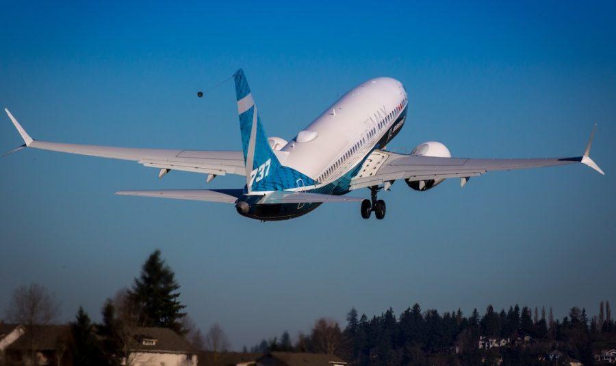 Après plus d'un an d'attente, le 737 Max vole à nouveau — Boeing