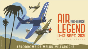 Paris Air Legend 2021 @ Aerodrome de Melun-Villaroche
