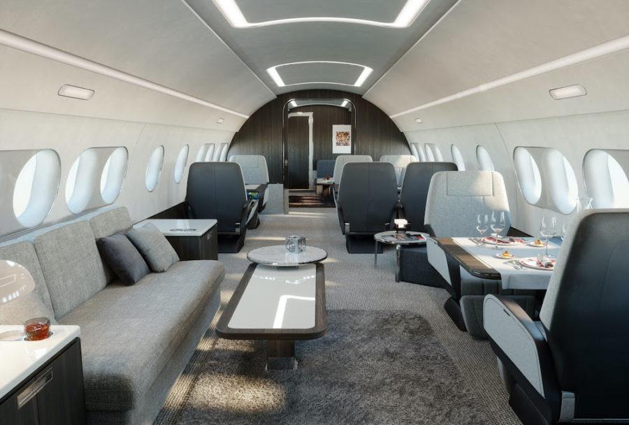 Corporate Jets décroche six premières commandes pour l'ACJ TwoTwenty — Airbus