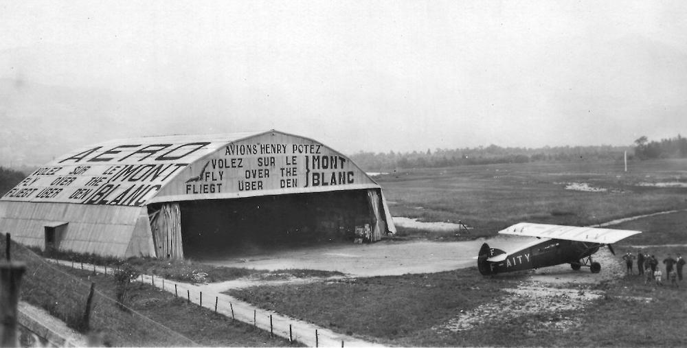 Sauvetage réussi du hangar Bessonneau de Passy