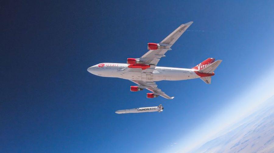 Conquête spatiale : Pour la première fois, une fusée Virgin Orbit atteint l'espace