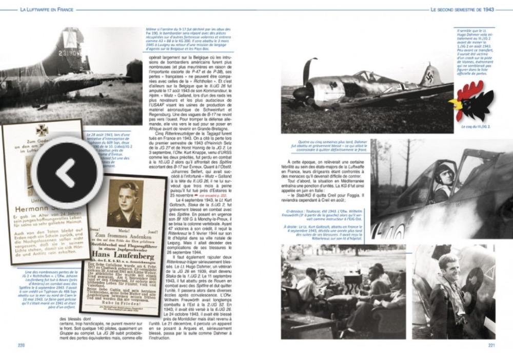 La Luftwaffe en France 1939-1945 Tome 2