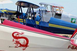 Fly-In Biplan - 3ème édition @ Aéro Club Charolais, Paray-le-Monial