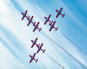 CIAS 21 Salon aéronautique International du Canada