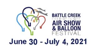 Battle Creek Ballon Festival 2021