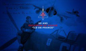 """80 ans escadron 2/5 @ Base Aérienne 115 """"Orange"""""""